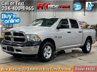 Used 2017 RAM 1500 SXT for sale in Winnipeg, MB