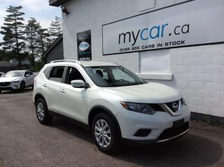 Used 2015 Nissan Rogue S BLUETOOTH. A/C. POWER GROUP. GREAT BUY!!! for sale in Kingston, ON