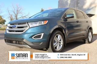 Used 2016 Ford Edge SEL LEATHER SUNROOF AWD for sale in Regina, SK