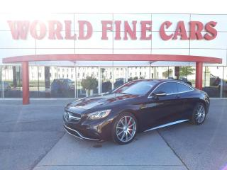 Used 2017 Mercedes-Benz AMG S 63   570+ HP   *LOADED* for sale in Etobicoke, ON
