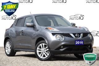 Used 2016 Nissan Juke SL | AWD | AC | NAVI | BACK UP CAMERA | for sale in Kitchener, ON