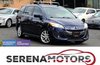 Used 2012 Mazda MAZDA5 GT | AUTO  | BLUETOOTH | HTD SEATS | NO ACCIDENTS for sale in Mississauga, ON