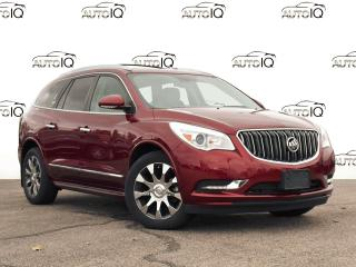 Used 2017 Buick Enclave Premium Leather , Dual Panel Roof for sale in Tillsonburg, ON