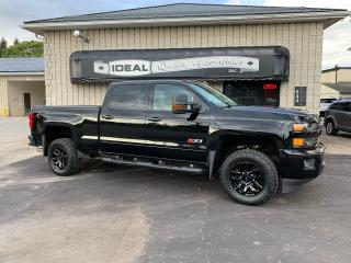 Used 2017 Chevrolet Silverado 2500 LT for sale in Mount Brydges, ON