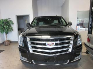 Used 2017 Cadillac Escalade Premium Luxury for sale in Markham, ON