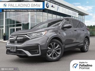 Used 2021 Honda CR-V Sport for sale in Sudbury, ON