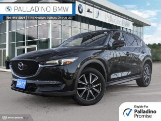 Used 2017 Mazda CX-5 Heated Steering Wheel! - Clean Carfax, GT Trim, Keyless Entry for sale in Sudbury, ON