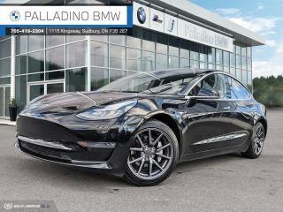 Used 2019 Tesla Model 3 Standard Range Plus Model 3! - Auto Pilot, Heated Seats, Navigation for sale in Sudbury, ON
