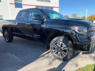 New 2021 Toyota Tundra DBL CAB+TRD SPORT PREMIUM PACKAGE! for sale in Cobourg, ON