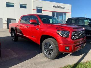 New 2021 Toyota Tundra CREWMAX SR5 + TRD SPORT PREMIUM PACKAGE! for sale in Cobourg, ON