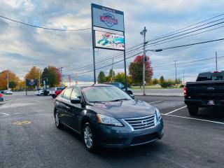 Used 2014 Nissan Sentra SV / $95 Dollars Bi-Weekly / Sunroof / for sale in Truro, NS