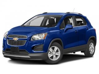 Used 2016 Chevrolet Trax LT for sale in Newmarket, ON