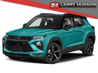 New 2022 Chevrolet TrailBlazer RS for sale in Listowel, ON