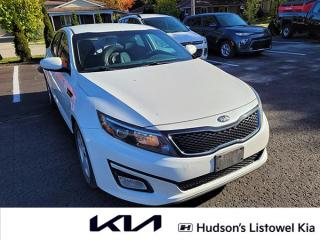 Used 2014 Kia Optima LX One Owner | + Winter Tires/Rims for sale in Listowel, ON