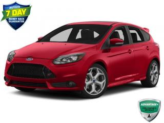 Used 2014 Ford Focus ST Focus ST | Navigation | Sunroof !! for sale in Oakville, ON