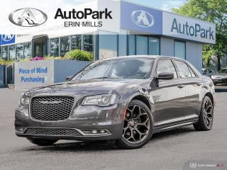 Used 2018 Chrysler 300 300 S, PANORAMIC SUNROOF, HEATED SEATS, NAVIGATION, BEATS SOUND for sale in Mississauga, ON