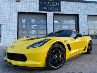 Used 2019 Chevrolet Corvette Z06 3LZ Z07 Package/ Carbon Package/ Comp Seats for sale in Guelph, ON
