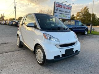 Used 2012 Smart fortwo Pure for sale in Komoka, ON