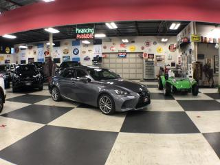 Used 2018 Lexus IS 300 IS 300 AUTO AWD NAVI  LEATHER H/SEATS SUNROOF for sale in North York, ON