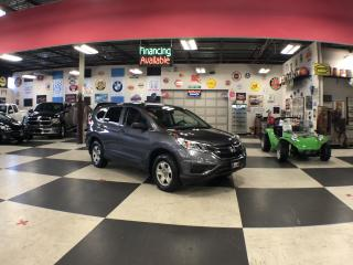 Used 2016 Honda CR-V LX AUTO A/C CRUISE H/SEATS BACKUP CAMERA for sale in North York, ON