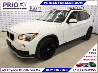 Used 2015 BMW X1 AWD 4dr xDrive28i for sale in Ottawa, ON