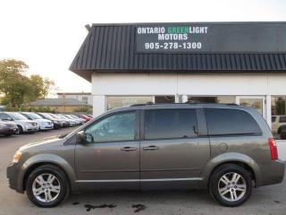 Used 2010 Dodge Grand Caravan FULL STOW&GO, ALLOYS, CERTIFIED for sale in Mississauga, ON