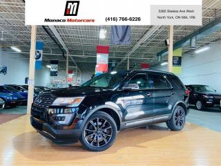 Used 2017 Ford Explorer XLT - 4WD |NAVI |PANO |CAM |BLIND SPOT for sale in North York, ON