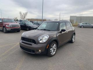 Used 2011 MINI Cooper Countryman S | $0 DOWN - EVERYONE APPROVED!! for sale in Calgary, AB