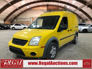Used 2012 Ford Transit Connect XLT for sale in Calgary, AB