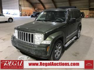 Used 2008 Jeep Liberty LIMITED for sale in Calgary, AB