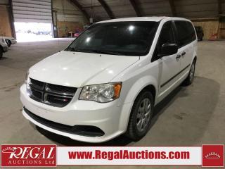 Used 2014 Dodge Grand Caravan for sale in Calgary, AB