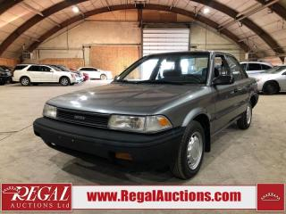 Used 1989 Toyota Corolla for sale in Calgary, AB