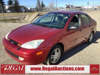 Used 2001 Ford Focus SE for sale in Calgary, AB
