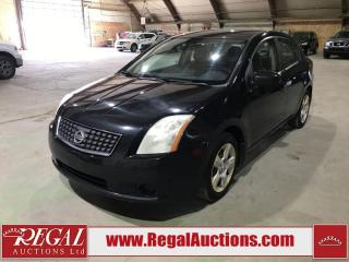 Used 2007 Nissan Sentra S for sale in Calgary, AB