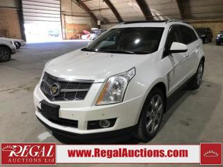 Used 2010 Cadillac SRX for sale in Calgary, AB