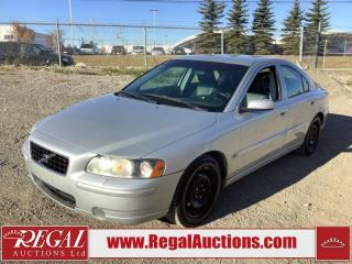 Used 2005 Volvo S60 for sale in Calgary, AB