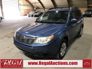 Used 2010 Subaru Forester for sale in Calgary, AB
