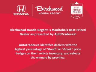 New 2022 Honda Civic Sport Touring for sale in Winnipeg, MB
