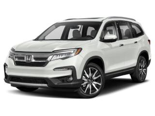 New 2022 Honda Pilot TOURING 8-PASSENGER for sale in Winnipeg, MB