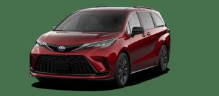 New 2022 Toyota Sienna XSE 7-Pass for sale in Pickering, ON