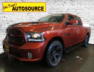 Used 2017 RAM 1500 SPORT for sale in Peterborough, ON