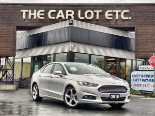 Used 2016 Ford Fusion SE for sale in Sudbury, ON