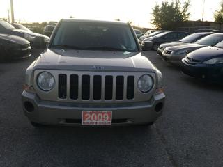Used 2009 Jeep Patriot North 4WD for sale in Etobicoke, ON