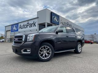 Used 2016 GMC Yukon SLT | 7 PASSENGER | FRONT-HEATED & VENTILATED SEATS | BLU-RAY PLAYER | LANE ASSIST | for sale in Innisfil, ON