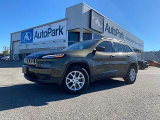 Used 2016 Jeep Cherokee Sport | REMOTE START | FRONT HEATED | SATELLITE RADIO | REAR-VIEW CAMERA | for sale in Innisfil, ON