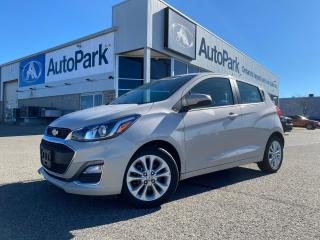 Used 2019 Chevrolet Spark 1LT CVT | ANDROID AUTO & APPLE CAR-PLAY | SATELLITE RADIO | BLUETOOTH | REAR-VIEW CAMERA | for sale in Innisfil, ON