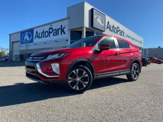 Used 2019 Mitsubishi Eclipse Cross ES | SATELLITE RADIO | FRONT HEATED SEATS | ANDROID AUTO & APPLE CARPLAY | REAR-VIEW CAMERA | for sale in Innisfil, ON