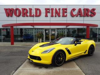 Used 2016 Chevrolet Corvette Z06 | C7.R Edition | LOW Mileage! | *7-Speed* for sale in Etobicoke, ON