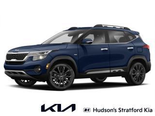 New 2022 Kia Seltos LX for sale in Stratford, ON