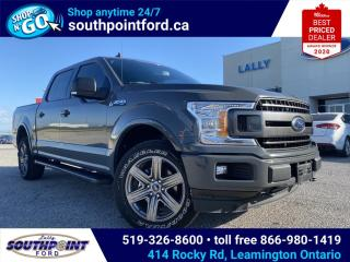 Used 2018 Ford F-150 XLT SPORT|4X4|NAV|HTD SEATS|REVERSE CAMERA|CRUISE CONTROL|BLUETOOTH| for sale in Leamington, ON
